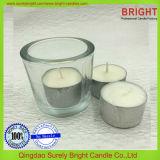 8 ساعات يحرق صويا شمع [تليغت] شمعة مع [سغس] إختبار