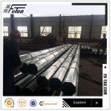 Pi d'acier galvanisé par 40m de qualité unipolaire