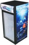 De MiniIjskast van de Deur van het glas met het Volledige Brandmerken voor Bevordering (jga-SC120)