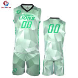 Sportswear barato uniforme de basquete Melhor Design de Jersey Basquete Basquetebol Juvenil camisolas