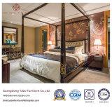 中国の寝室セット(YB-TJ)が付いている旧式なホテルの家具