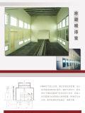 Disegno su ordine della cabina di spruzzo della cortina d'acqua di alta affidabilità