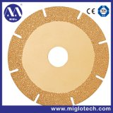 Настраиваемые Diamond CBN Super абразивного отрезного диска (или-400011)