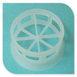 冷却塔のパッキングのプラスチックカスケードの小型リング