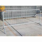 Contrôle de la foule de fer le trafic de clôture barrière pour la sécurité des piétons