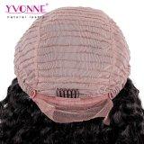 Peluca del frente del cordón de la onda de agua del pelo humano del pelo de Yvonne para las mujeres negras
