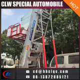 중국 새로운 28m 400kg 공중 일 플래트홈 트럭 차량