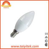 Datilografar a E14/E27 3W 5W 7W o diodo emissor de luz Home bulbo claro da vela da lâmpada