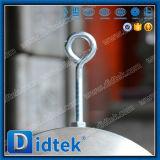 Klep van de Controle van het Wafeltje van de Plaat van de Kwaliteit van Didtek de Betrouwbare CF8m Enige