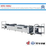 Formato completamente automático máquina de recubrimiento de barniz[KPZ1000J]