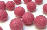 100% laine boules sécheur/ Handmade Dryerballs/ 100 % laine feutre Blanchisserie bille du sécheur