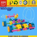 Un giocattolo variopinto creativo delle 2017 particelle elementari di più nuovo dell'ABS disegno dell'automobile