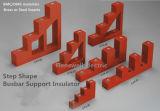 Пластмассовый CT2-20 шаг шинной системы поддержки изолятор