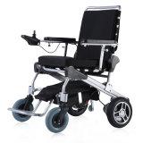 Sedia a rotelle pieghevole a pile semplicemente meglio nel mondo