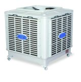 refrigerador de aire evaporativo montado azotea del agua variable de la velocidad 1.1kw para el sistema de enfriamiento de Bolivia
