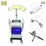 2018 Nova Máquina de beleza Hydrafacial com fototerapia LED