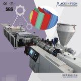 O PVC+ASA/folha de metal de PMMA linha de produção