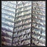 Полиэстер прочной искусственной памяти ткань с разведению /полиэфирная ткань для мужской куртки