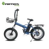 """Foldable 2017年のAimosの新しいモデル20の""""脂肪質のタイヤの電気バイク"""