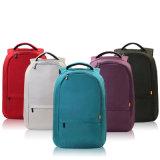Cinco colores 15.6 pulgadas Laptopbag equipo mochila de hombro doble