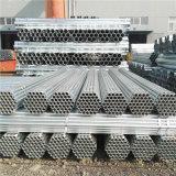 亜鉛コーティングは農業のための220のGSMの熱い浸された電流を通された管使用した