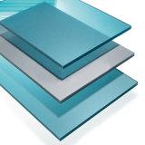 Панель крыши листа поликарбоната панели солнечных батарей крыши просвечивающая