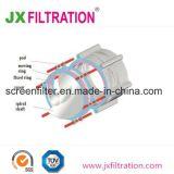 Pressa a elica d'asciugamento del fango Multi-Disk dell'unità di filtrazione