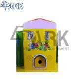 아이 동전에 의하여 운영하는 위락 공원 추첨 게임 기계