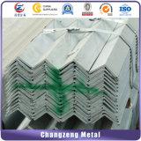 Barra di angolo d'acciaio laminata a caldo Q235 con colore ricoperto (CZ-A69)