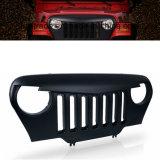 De voor Zwarte van de Steen bedoelt de Grill van het Traliewerk voor de Boze Vogel van Wrangler Tj '97-06 van de Jeep