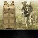 militari tattici dello zaino del tessuto di 600d Oxford per l'escursione di sport