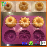 Moule à gâteaux de silicones de produit d'appareils de cuisine Bakeware