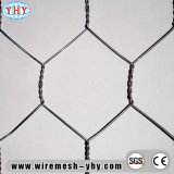 pollo anti hexagonal galvanizado anchura de 2 ' de alambre conejos de las redes