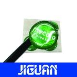 Self-Adhesive водоустойчивый прочный Eco-Friendly ясный круглый Epoxy стикер