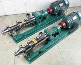 스테인리스 소시지 풀 이동 기계 쌍둥이 나선식 펌프