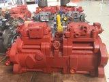 Pompa hydráulica Re-Manufactured de la bomba principal del excavador de Kawasaki K3V112dtp Japón Kobelco Sk200-8