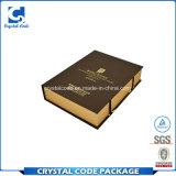 Soem-kundenspezifische Druck-dekorative Geschenk-Buch-Form-Papierkasten