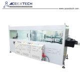 Tuyau en PVC double extrudeuse d'équipement/tube