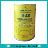 Standardfilter-Trockner-Kern kapazitäts-Emerson-D-48 für Fliter Zylinder