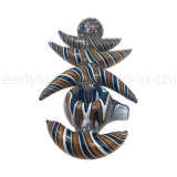 تصميم خاصّة زجاجيّة ملعقة أنابيب لأنّ بالجملة مع كثير ألوان ([إس-هب-282])