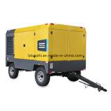 Compresor de aire portable diesel del tornillo de Copco 20bar 907cfm del atlas
