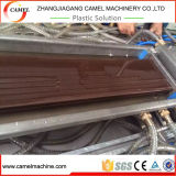 PEの木製のプラスチックWPC屋外の床の生産機械