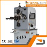 YFSpring Coilers C435 - четыре сервомеханизмы диаметр провода 1,20 - 3,50 мм - машины со спиральной пружиной