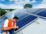 monokristalline Solarzellen-Baugruppe des Sonnenkollektor-260W
