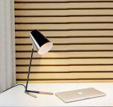 Simple moderna lámpara de mesa con estilo americano