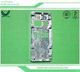Aluminium anodisé noir de l'usinage de pièces de fraisage CNC