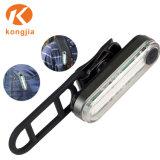 LEDの防水自転車ライトは再充電可能なバイクのテールライトをセットする