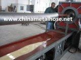 Ringförmiges gewölbtes Metallgebrüll/-rohr, das Maschine herstellt