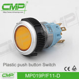 CMP 19mm new type plastic Push Button SWITCH