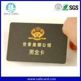 素晴らしい通常のオフセット印刷の標準サイズPVCプラスチック割引カード